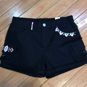 Girls Justice shorts!